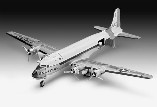 3-HN-Ac-Revell-C54D-Skymaster-1.72