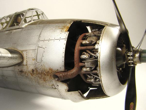 3 BN Ac Trumpeter TBF Avenger 1.32 Pt1