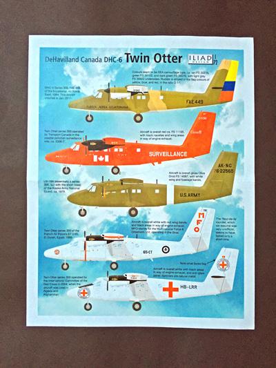1 HN-Ac-Decals-Iliad Design-dEHavilland DHC-6 Twin Otters 1.72