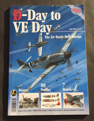 1 BR-Ac-VWP- Airframe Extra No.1 D-Day to VE Day