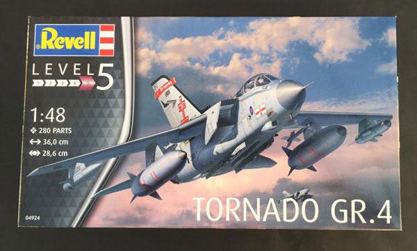 Revell Tornado GR4 1:48 Scale Modelling Now