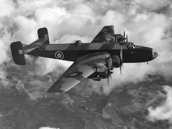 Royal Air Force H.P. Halifax B.Mk.III