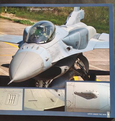 3 BR-Ac-Eagle Aviation- F-16 Fighting Falcon