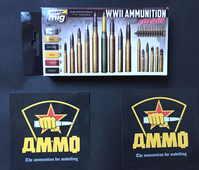 3-HN-Tools-AMMO-Ammunition-and-weapons-Acrylic-Paint-Sets