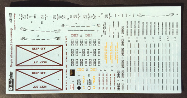 4 HN-Ac-Decals-Aviaeology-RCAF Mosquitoes and stencil data