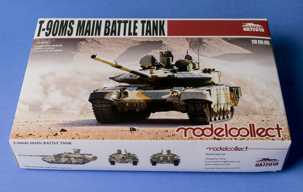 ModelCollect 1-72 T90MS-1