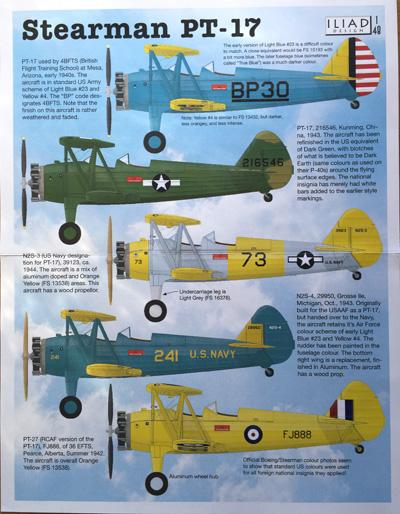 1 HN-Ac-Decals-Iliad Design-Stearman PT-17 1.48