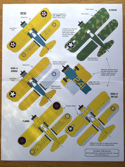 2 HN-Ac-Decals-Iliad Design-Stearman PT-17 1.48