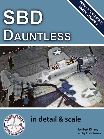 SBD Dauntless Cover