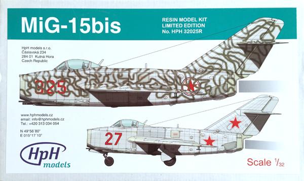 0 BN-Ac-HpH Models-MiG-15 Bis 1.32 Pt1
