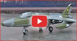 Special Hobby Folland Gnat FR.1 Finnish Air Force 1:72