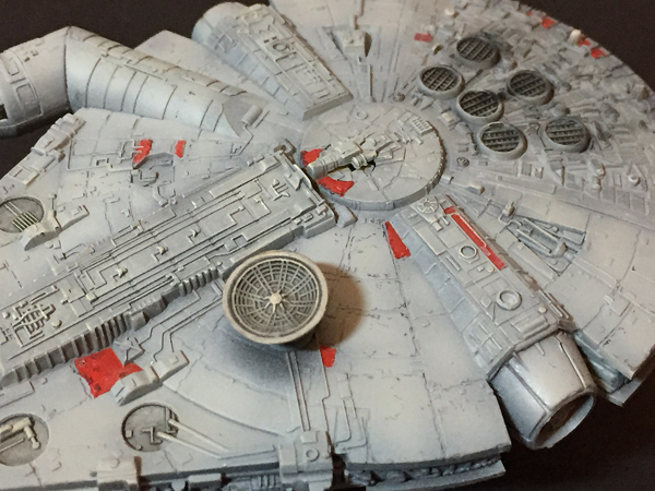 19 AC-Millenium Falcon-Star Wars-Revell- 1.241