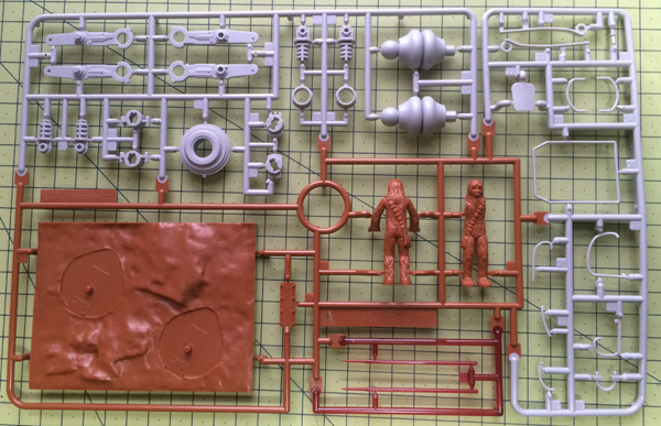 2 HN-SF-Bandai- AT-ST, 1.48