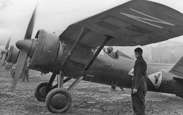 Samoloty PZL P.11