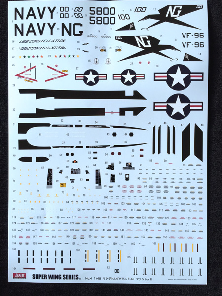 29 HN-Ac-Kits-Zoukei Mura-F-4J Phantom II, 1.48