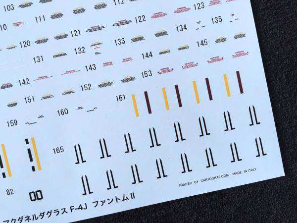 30 HN-Ac-Kits-Zoukei Mura-F-4J Phantom II, 1.48