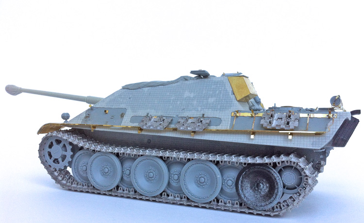 5 BN-Ar-Dragon-Jagdpanther ausf G early production, 1.35