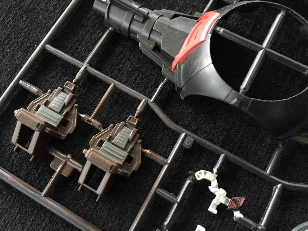First Order Special Forces TIE Fighter Star Wars Revell 1:35
