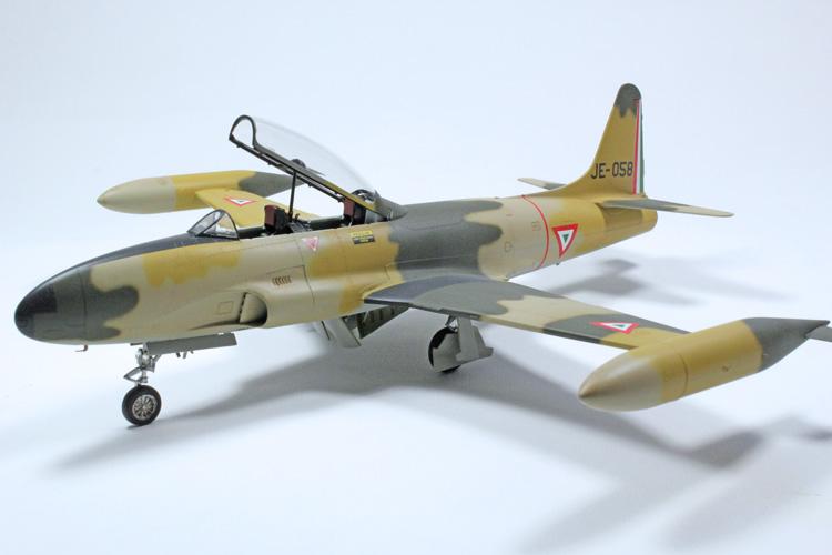 Lockheed T-33A Shooting Star 1:48