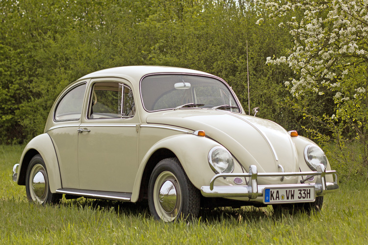 Revell VW Beetle 1200 1:24 - build review - Scale Modelling Now