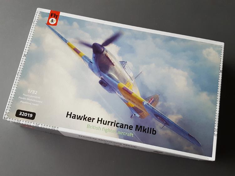 Resultado de imagem para hurricane MKIIb fly 1/32