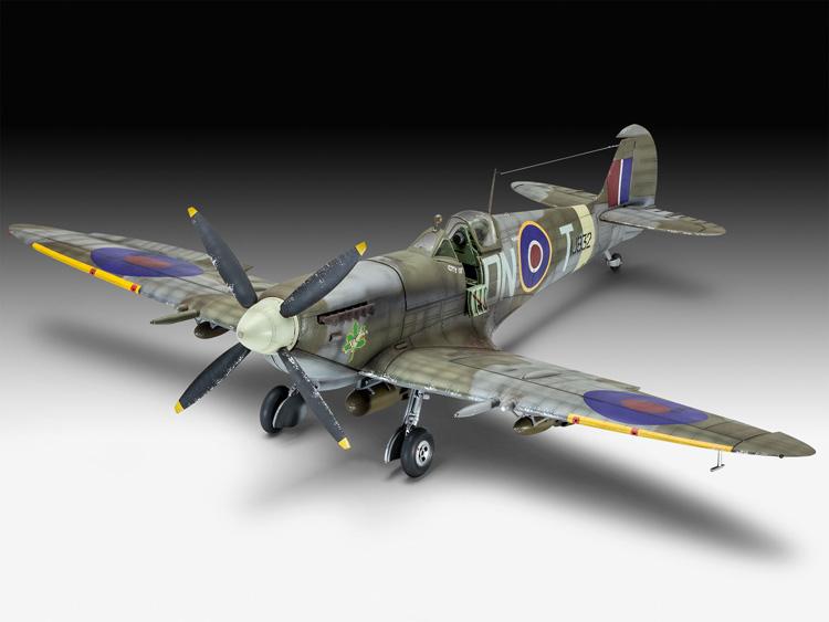 Kit Review: Spitfire Mk.Vc Italeri in scala 1/48 ...