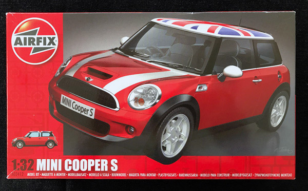 Airfix Mini Cooper S 132 Scale Modelling Now