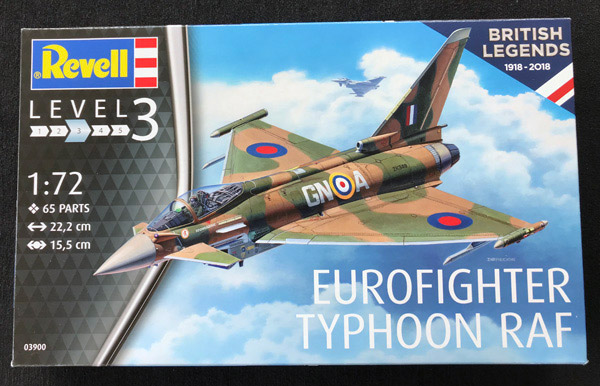 Revell Eurofighter Typhoon RAF 1:72 - Scale Modelling Now