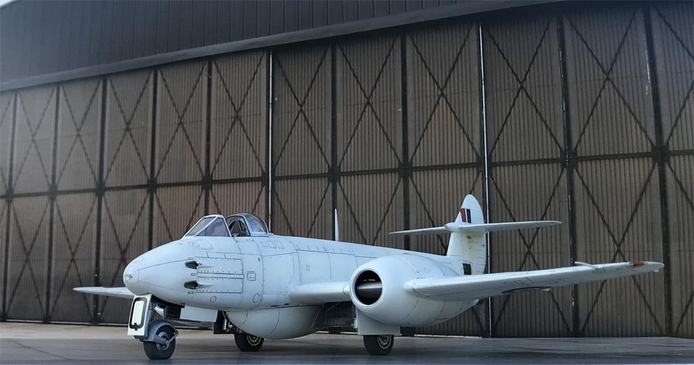 Tamiya Gloster Meteor F.3 1:48