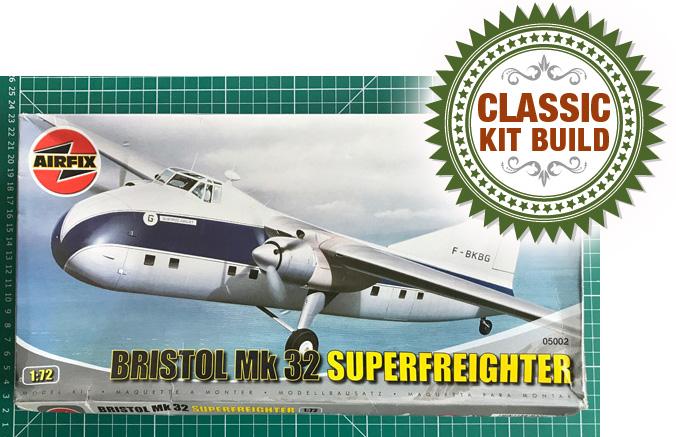 Airfix Bristol Type 170 Mk.32 Superfreighter 1:72