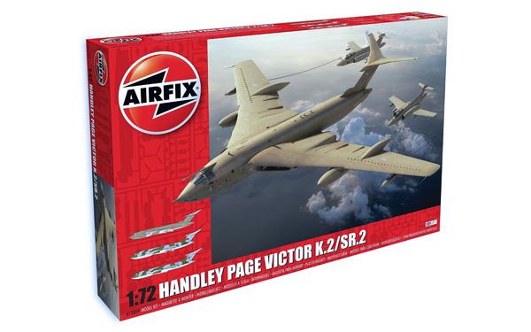 Airfix Handley Page Victor K.2 / SR.2 1:72