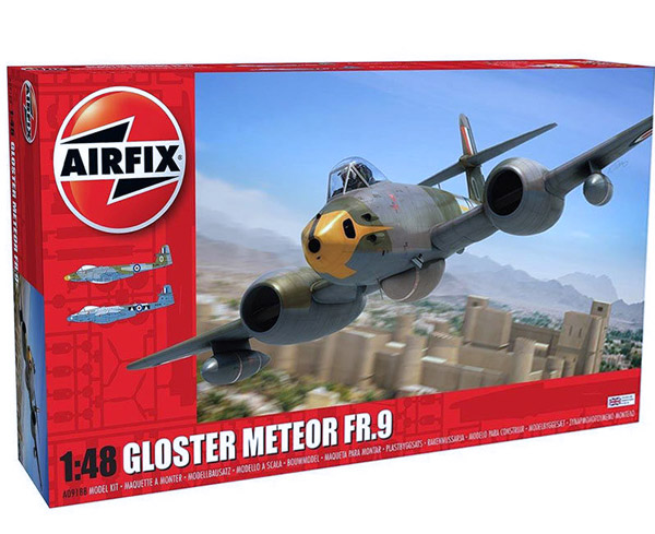 Airfix Gloster Meteor FR.9 1:48 scale