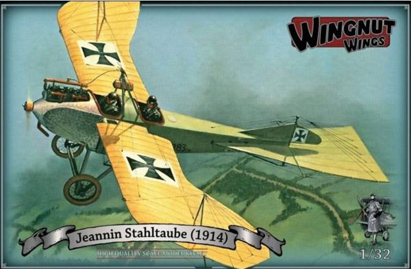 Wingnut Wings Jeannin Stahltaube (1914) 1:32
