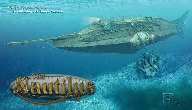 Pegasus Hobbies Nautilus 1:144