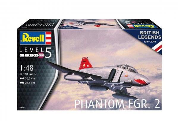 Hasegawa / Revell FG-1 Phantom Royal Navy 1:48