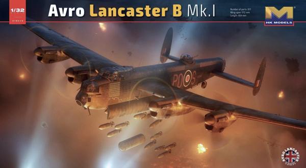 HK Models Avro Lancaster B.Mk.I 1:32
