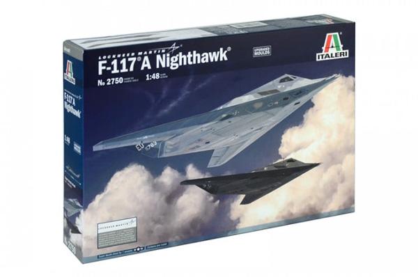 Italeri F-117A 'Toxic Death' Nighthawk 1:48