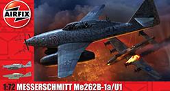Messerschmitt Me 262B-1a 1:72