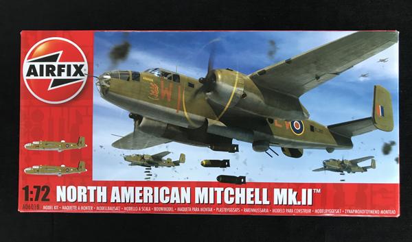 Airfix A06018 1:72 North American Mitchell Mk.II
