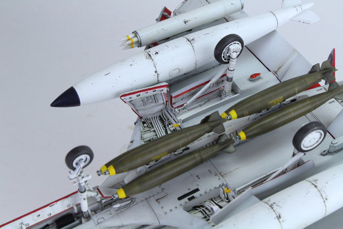 Eduard A-4E/F Skyhawk 1:48 - build review - Scale Modelling Now