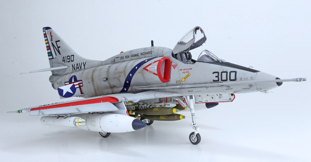 Eduard A-4E/F Skyhawk 1:48