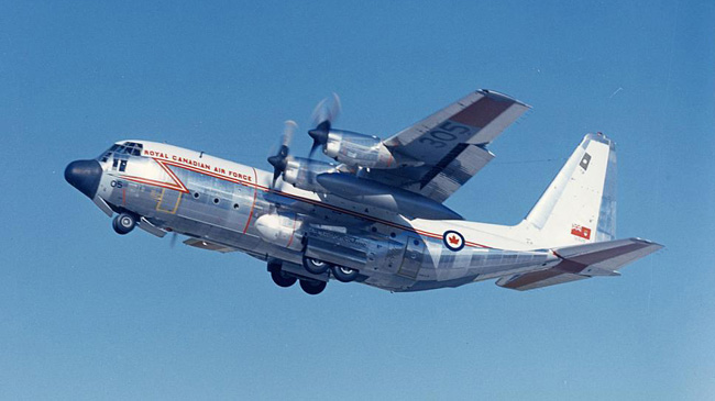 Warbird Information Exchange • View topic - C-130A on