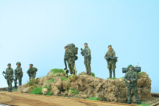 Falklands Uniform