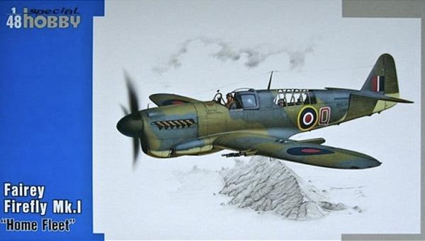 Special Hobby Fairey Firefly Mk.1 1:48