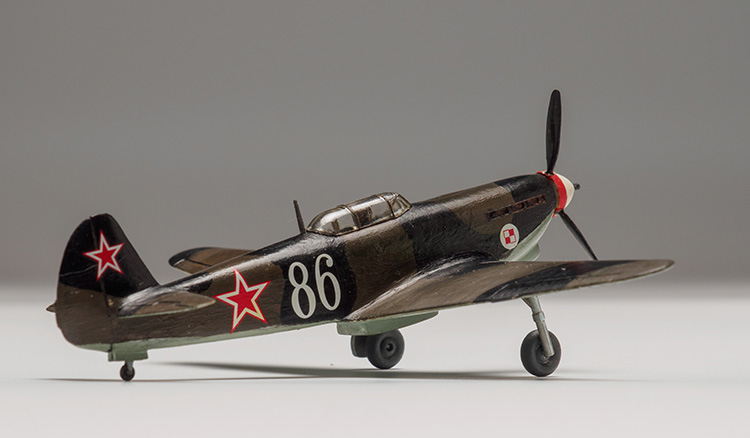 Best Airfix – 1/72 Yak 9D