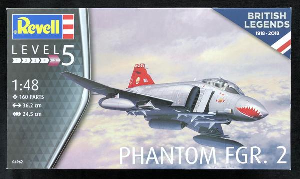 Revell Phantom FGR-2 1:48