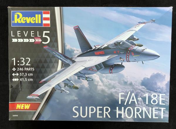 Revell F/A-18E Super Hornet 1:32