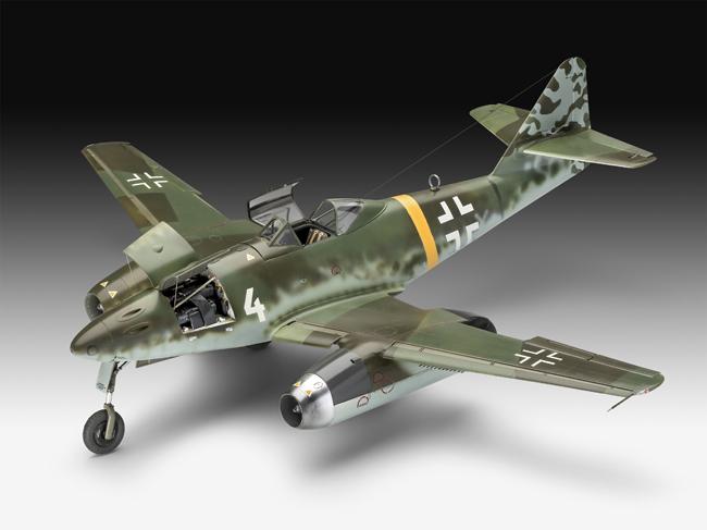 Revell Messerschmitt Me262 A-1/A-2  1:32