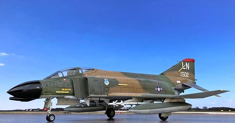Zoukei-Mura F-4D Phantom II 1:48