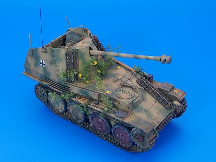 Tamiya Marder III M German Tank Destroyer 1:35